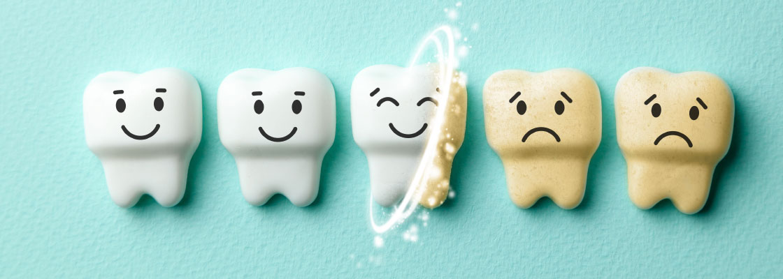 Life Bloom Dental Tooth Whitening Graphic