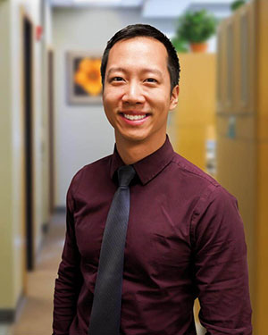 Dr. Daniel Cho DMD